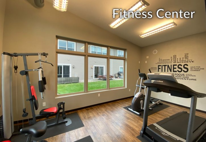 Latitude 44 Fitness Center